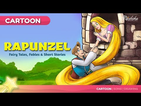 Rapunzel 🧚‍♀️ Bedtime Stories for Kids | Princess Story | Fairy Tales 🧚‍♀️