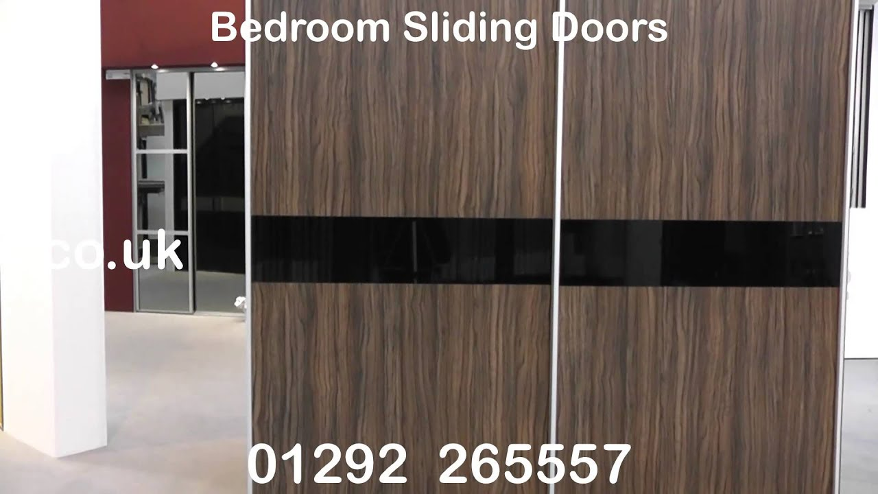 Bedroom Sliding Doors and Sliding Bedroom Doors and Slide Doors - YouTube