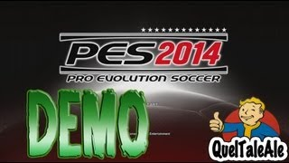 PES 2014 - Gameplay ITA - Demo - Bayern Munchen - Manchester United