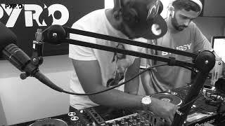 DJ Oblig B2B Charisma - PyroRadio - (07/03/2018)