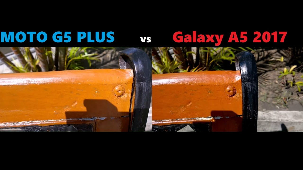 moto g5 plus vs samsung galaxy a5 2017 camera test youtube. Black Bedroom Furniture Sets. Home Design Ideas