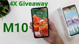 GiveAway 4x Samsung Galaxy M10 Unboxing I #IMPOWERD #GalaxyMSeries