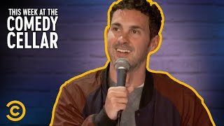 The Awkward Risk of Getting Freaky in Public - Mark Normand - This Week at the Comedy Cellar