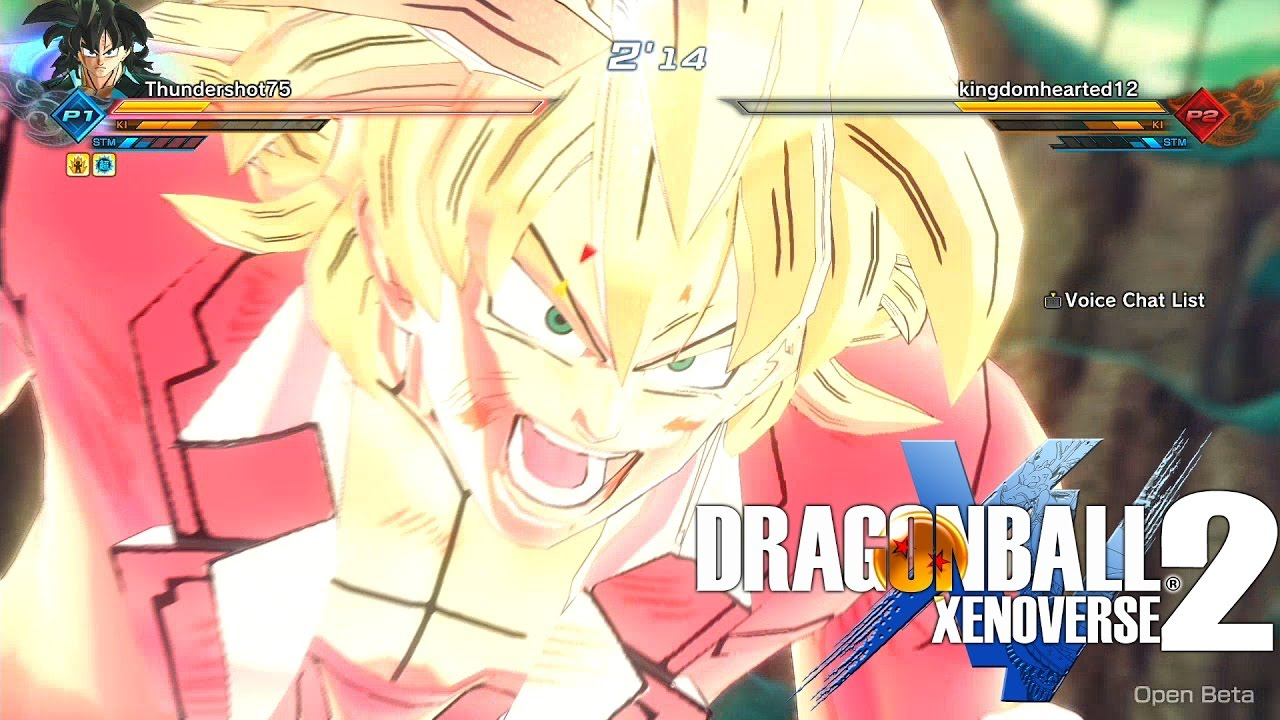 Fight Until You Lose Dragon Ball Xenoverse 2 Endless Battle W Limitations Youtube