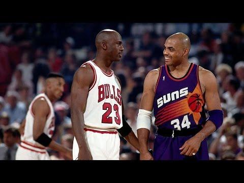 Charles Barkley On Why He's No Longer Friends w/Michael Jordan (pt. 2.6) | CampusInsiders