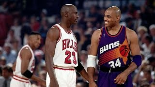 getlinkyoutube.com-Charles Barkley On Why He's No Longer Friends w/Michael Jordan (pt. 2.6) | CampusInsiders