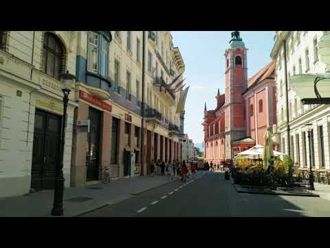 Ljubljana Weather and The City - The Best of Slovenia