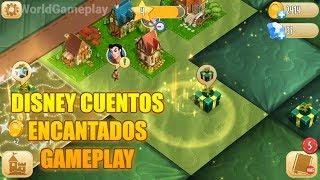 Disney Cuentos Encantados Gameplay Walktrough en Español #1 Level 5 (iOS, Android)