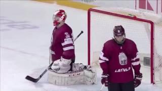 Joni Ikonen Hat Trick vs Latvia | Apr 16 2017