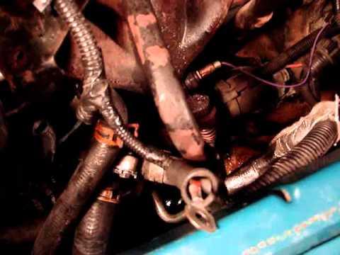 1996 Pontiac Sunfire 2.2 Thermostat & Watter pump Replacement.wmv - YouTubeYouTube