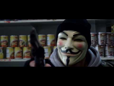 V For Vendetta - Anarchy In The UK Scene
