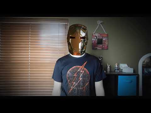 The new ironman mask in action / part 1