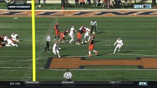 Dorsey One-Hand Catch vs. Indiana thumbnail