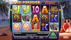 THAI PARADISE ™ - an online casino slot game at Goldruncasino