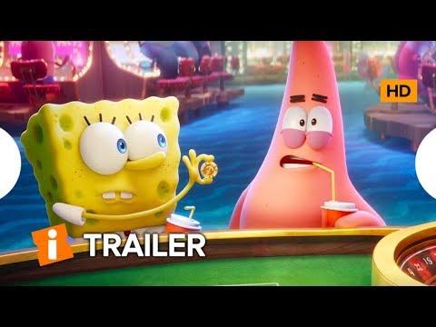 Play Bob Esponja - O Incrível Resgate | Trailer Dublado