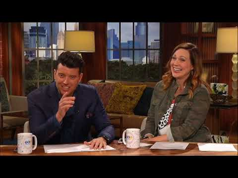 Twin Cities Live - Host Chat Hot Topics: Stinky Pits & Scrunchies