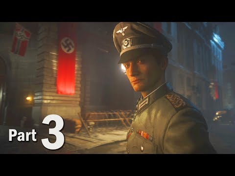 Call of Duty WW2 Walkthrough Gameplay Part #3 - BEST Campaign Mission! (COD 2017)