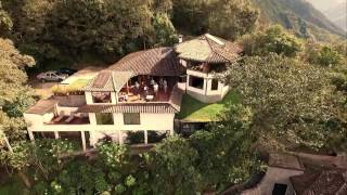 Romantic Hotel in Baños, Ecuador - Luna Runtun, Adventure SPA