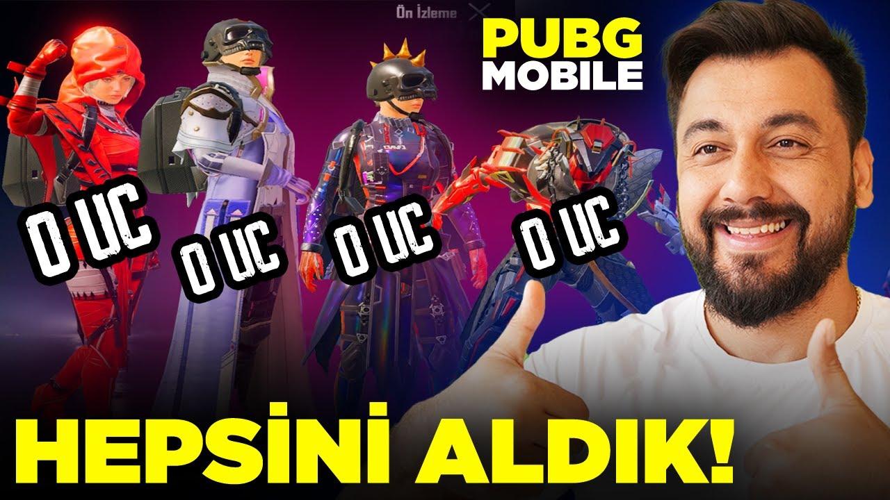 Download BEDAVAYA DESTANSI ÖĞE ALMA TAKTİĞİ / PUBG MOBILE ÇARK AÇILIMI