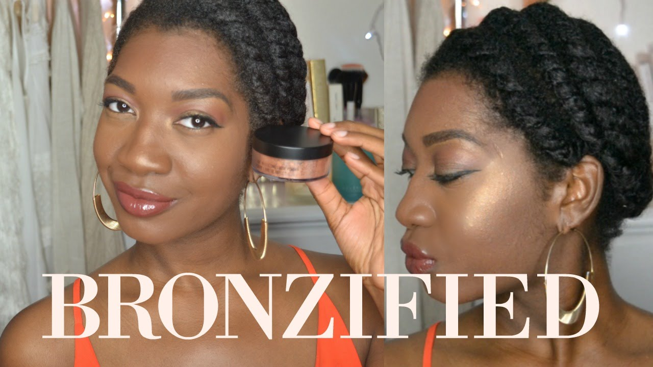 Makeup Addiction Bronzified Swatch Review The Best Highlighter