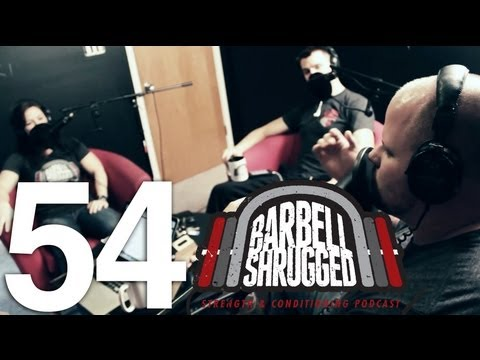5 Ways To Adjust The Paleo Diet For High Volume CrossFit Training – Barbell Shrugged EPISODE 54