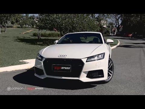 Avaliação Novo Audi TT (Canal Top Speed) Ultra HD [4K]