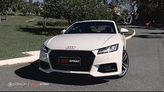 Avaliação Novo Audi TT | Canal Top Speed