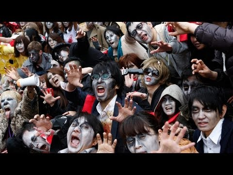 Japan's zombies: the walking dead of Tokyo