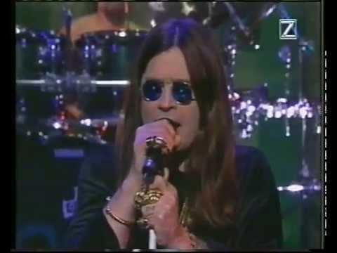 Ozzy Osbourne:  I Just Want You (David Letterman)
