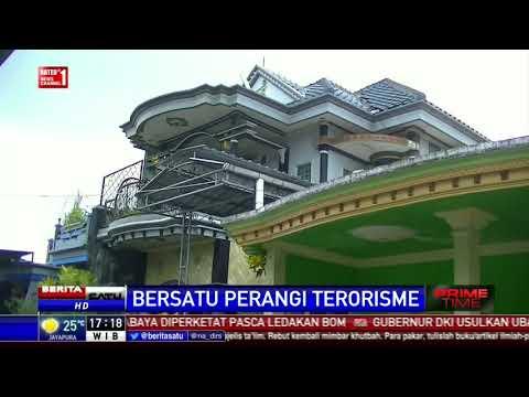 Keluarga Tak Mau Terima Jenazah Bomber Gereja di Surabaya