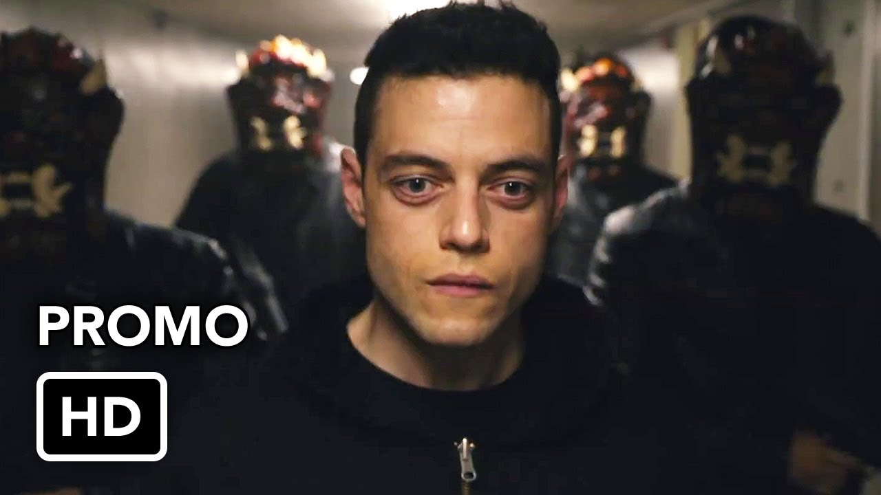 "Mr. Robot Season 4 ""Showdown"" Promo (HD) Final Season"