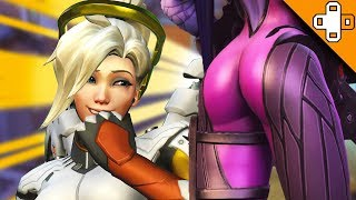 BOOTYWATCH! Overwatch Funny & Epic Moments 395