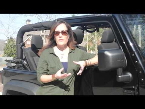 Athens woman wants to be voice of Jeep