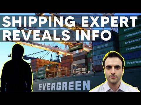 Shipping Industry Expert Reveals Important Information Live! - $GPS Live