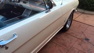 Mustang k code 1965
