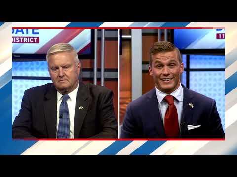 Cawthorn Davis Debate
