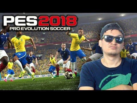PES 2018 - MI GOL MAS INCREÍBLE !!! - ONLINE