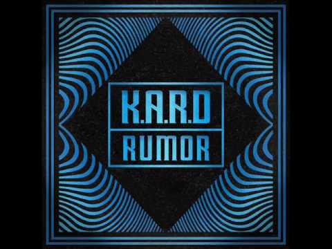 K A R D - RUMOR [AUDIO]