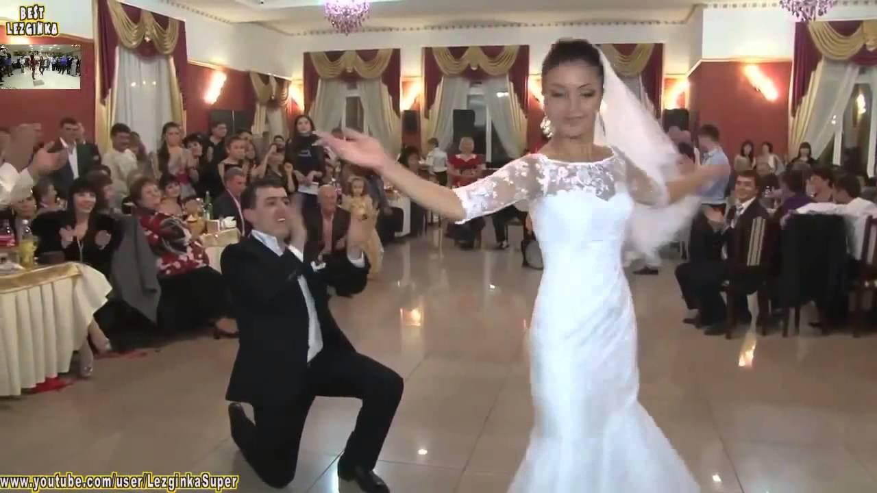 Свадьбы под лезгинку