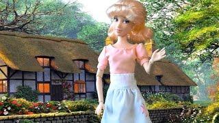 Золушка Мультфильм Куклы Disney, Мечты Золушки и Злая Мачеха Мультики для девочек новые истории