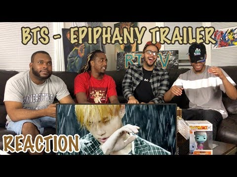 BTS 방탄소년단 LOVE YOURSELF 結 Answer 'Epiphany' Comeback Trailer REACTION:REVIEW