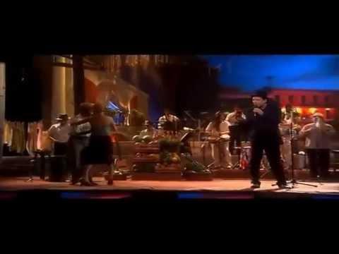 RUBEN BLADES pedro navaja - en vivo Puerto Rico HD. avi