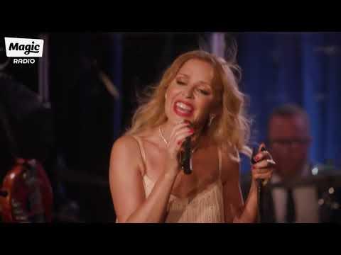 Kylie Minogue (Magic Radio Show)