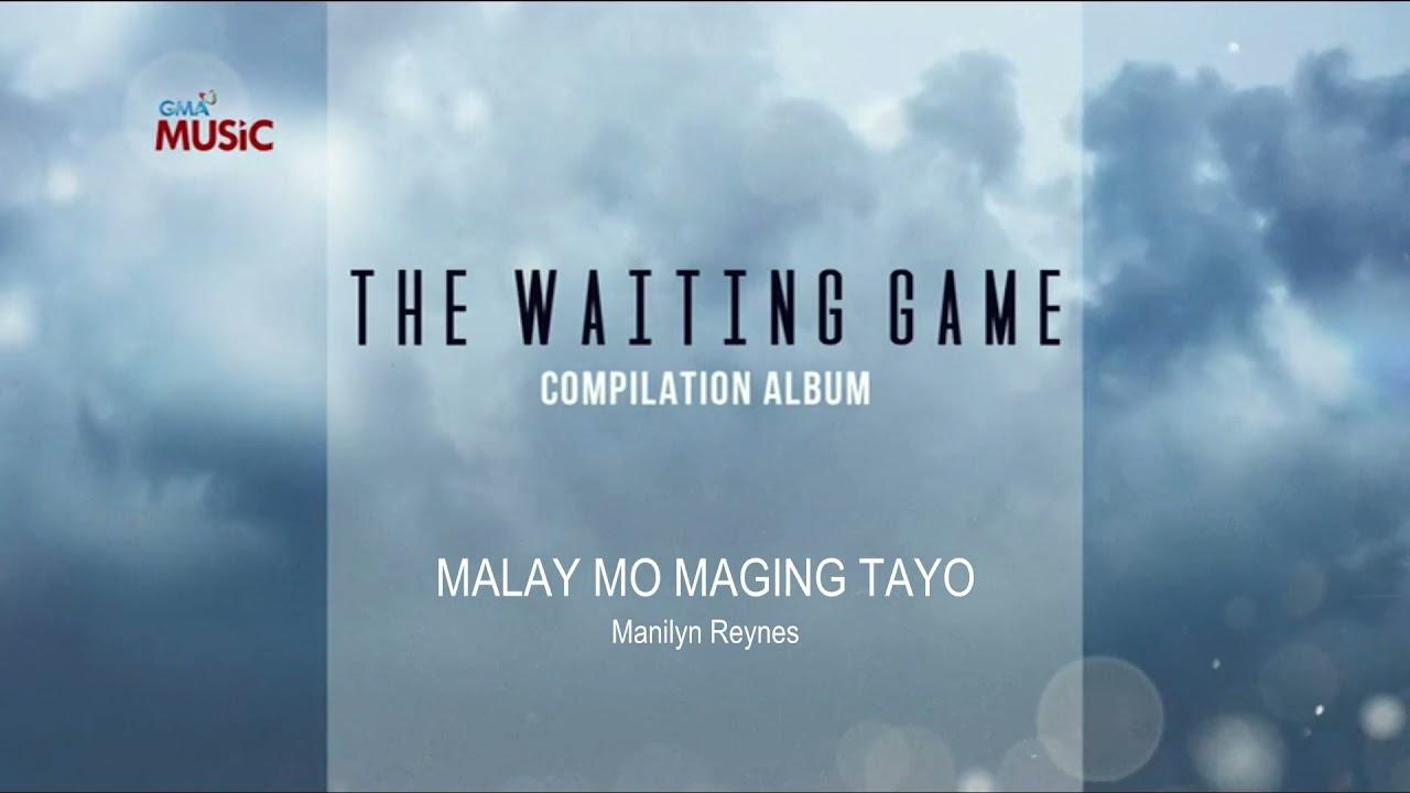 Manilyn Reynes - Malay Mo Maging Tayo (Official Audio)