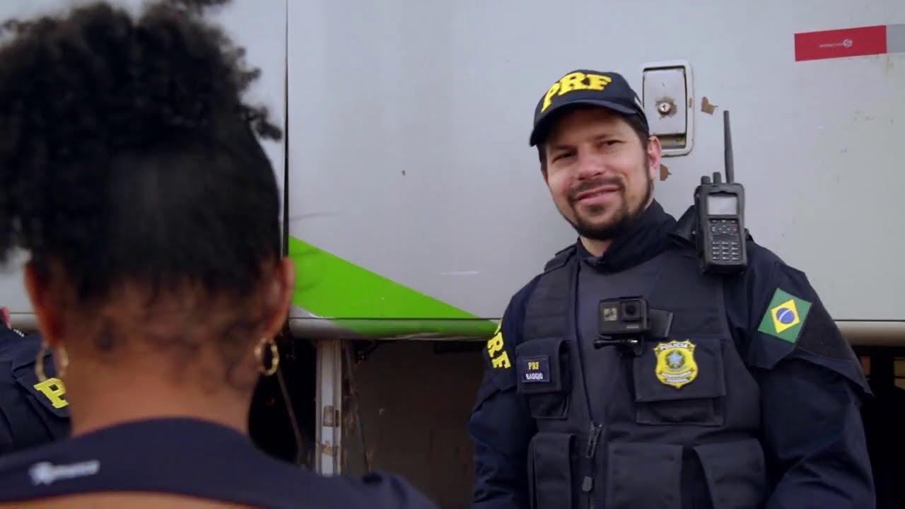 Abordagem - Polícia Rodoviária Federal
