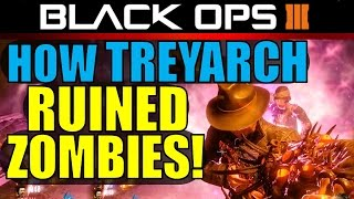 Black Ops 3: How Treyarch has RUINED ZOMBIES for Me with Shadows of Evil
