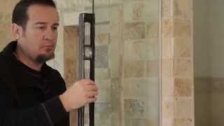 How to Install Frameless Shower Doors from Denver Colorado