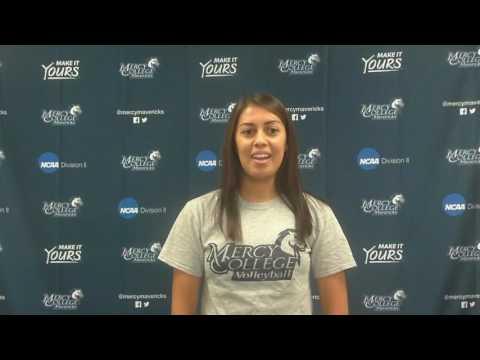 VB Andrea Velasco Interview