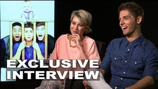 Baby Daddy: Chelsea Kane and Jean-Luc Bilodeau Exclusive Interview
