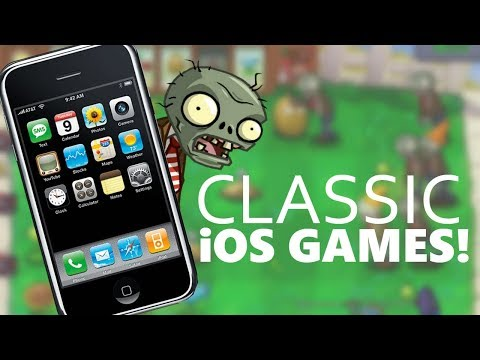 Remembering CLASSIC APPSTORE GAMES!